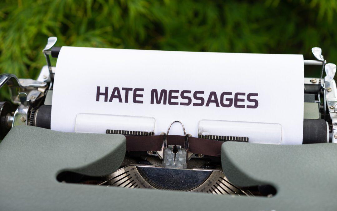 Hass im Netz und wie wir ihn bekämpfen können